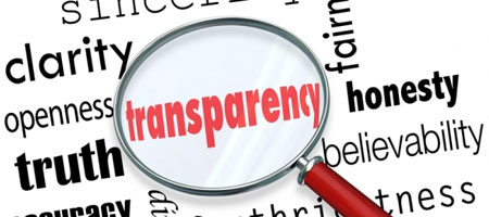 Transparency Documents