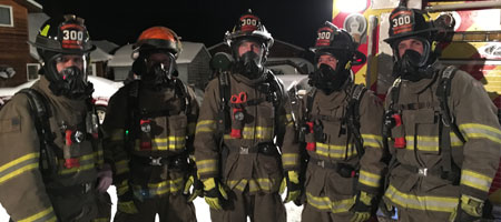 Resident Firefighter Program