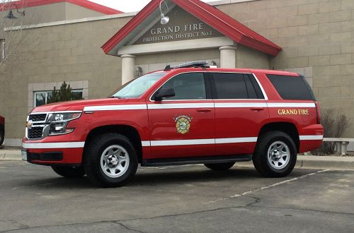 301 - Chevy Tahoe, Command SUV