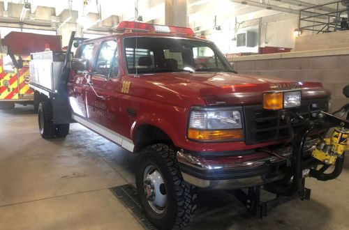 309 - Ford F350, Utility Truck