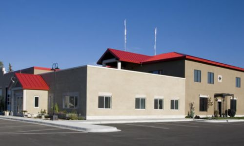 Headquarters Fire Station